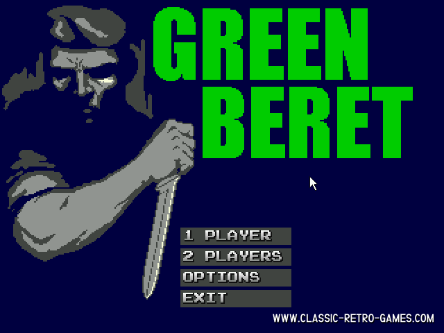 Green Beret Fenix remake screenshot