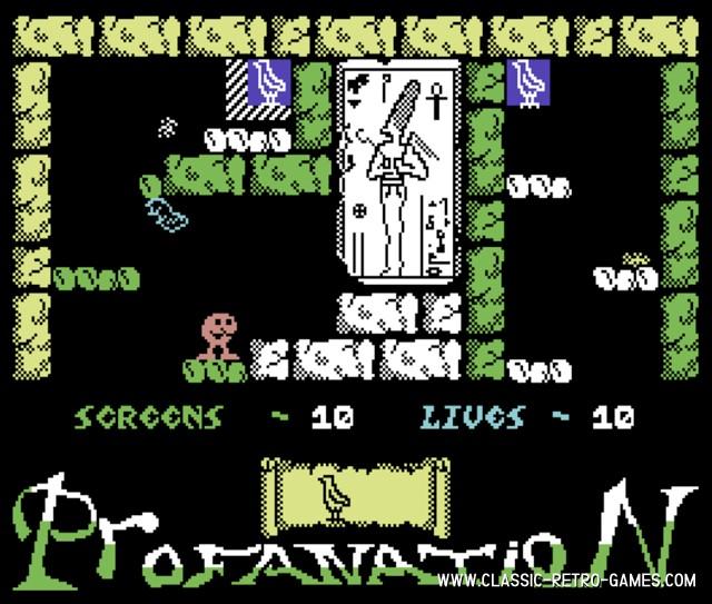 Abusimbel Profanation original screenshot