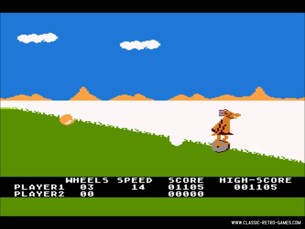 B.C.'s Quest for Tires original screenshot