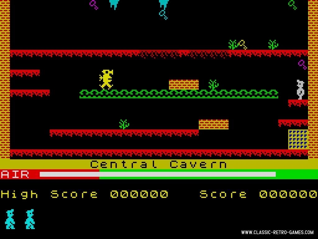 Manic Miner IV original screenshot