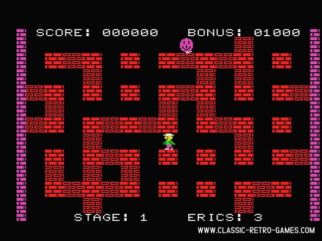 Bomber Dash original screenshot