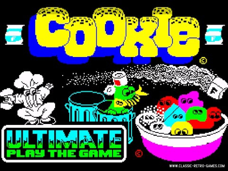 Cookie original screenshot