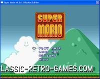 Super Mario Bros. remake