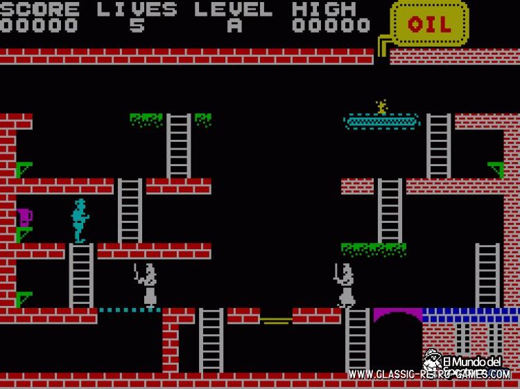 Turmoil original screenshot