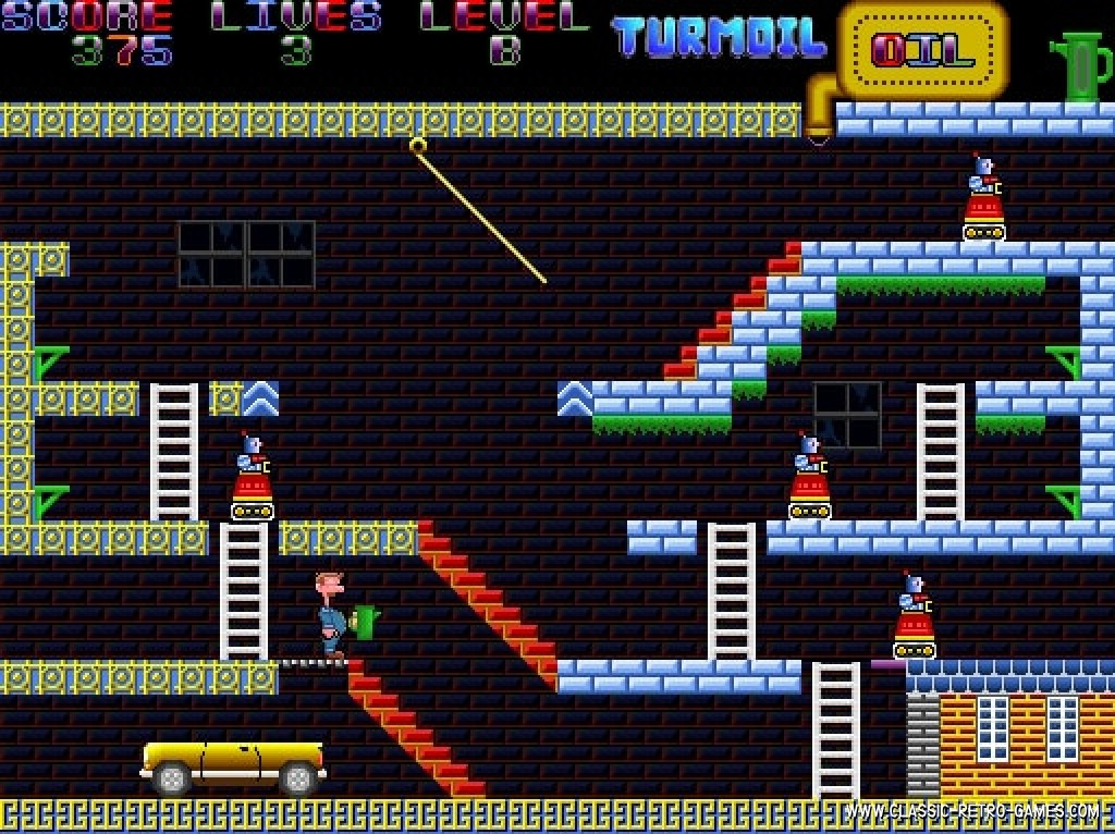 Turmoil remake screenshot