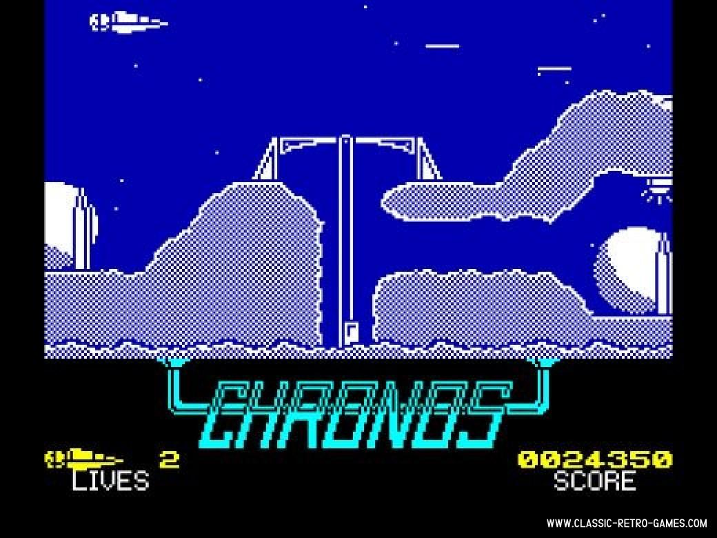 Chronos: A Tapestry of Time original screenshot