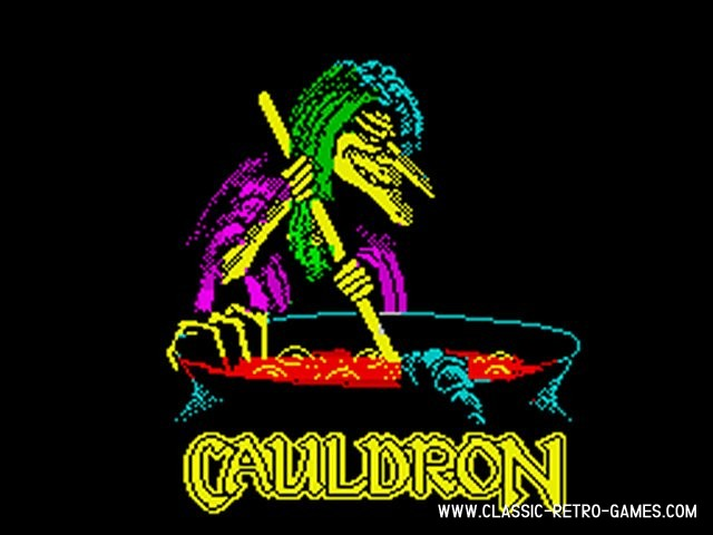 Cauldron original screenshot