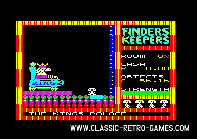 Finders Keepers original screenshot
