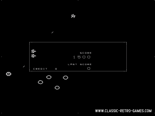 Omega Race original screenshot