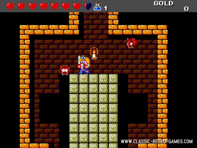 wonder boy free download