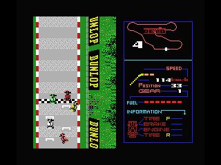 F-1 Spirit original screenshot