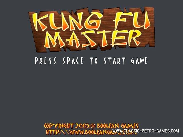 Kung-Fu Master (2) remake screenshot
