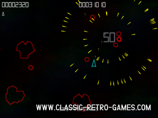 Asteroids (2) remake