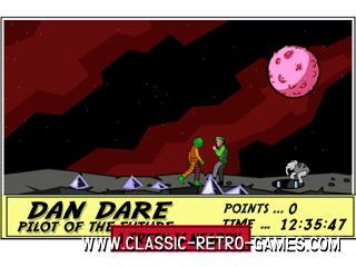 Dan Dare remake screenshot