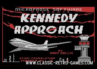 Kennedy Approach original screenshot