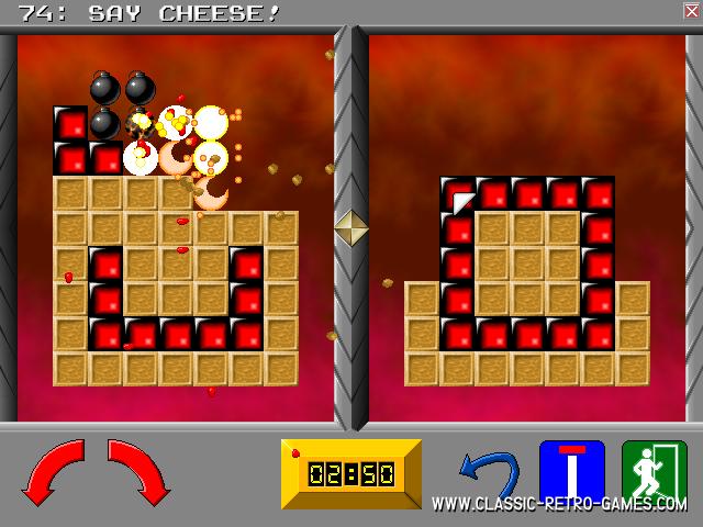 ClockWiser remake screenshot