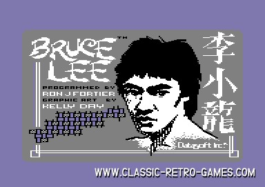 Bruce Lee (Ultimate) original screenshot