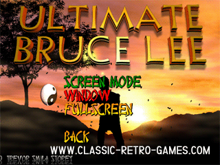 Bruce Lee (Ultimate) remake
