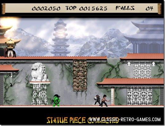 Bruce Lee (Ultimate) remake screenshot