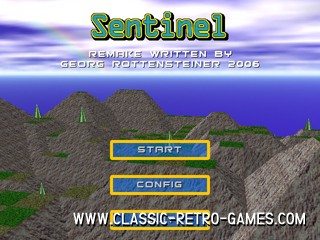 The Sentinel (2) remake