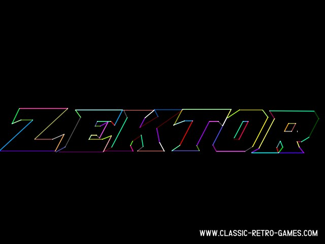 Zektor original screenshot