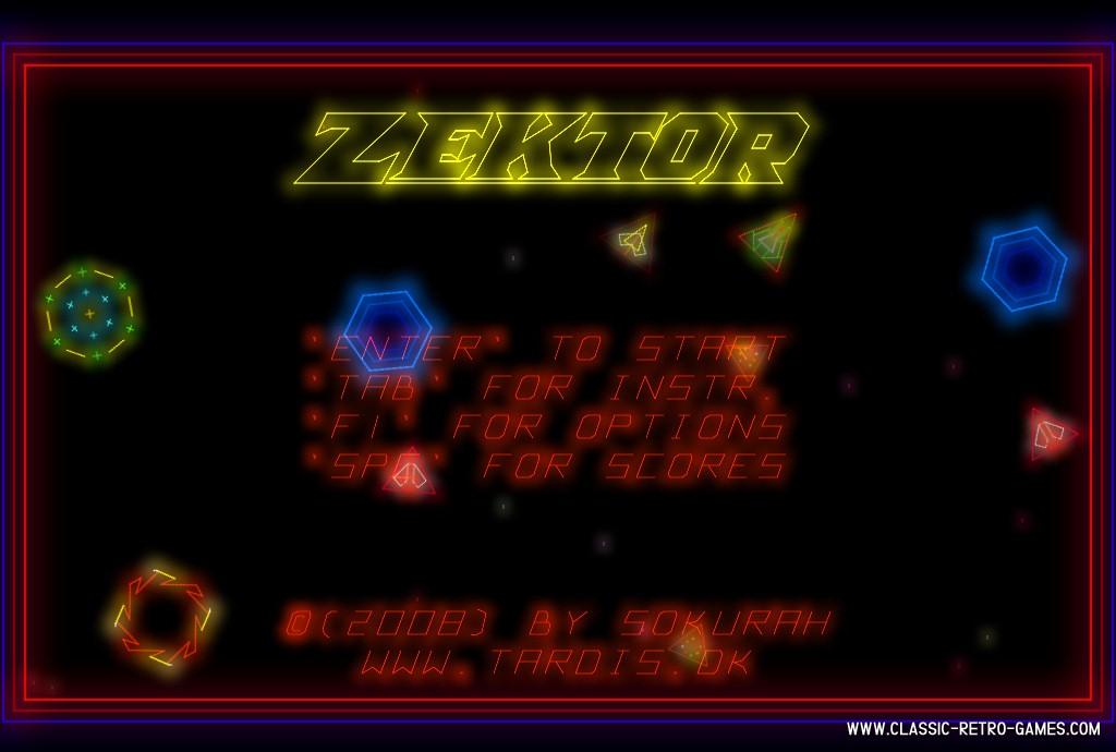 Zektor remake
