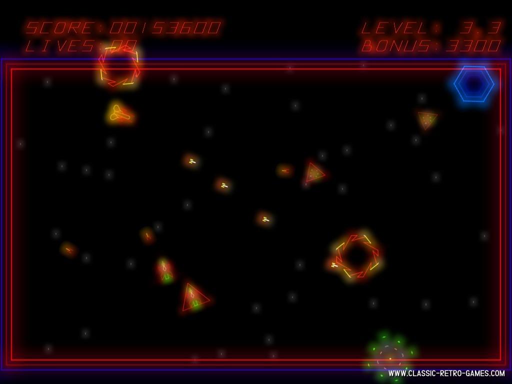 Zektor remake screenshot