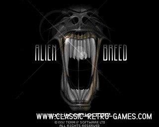 Alien Breed original screenshot