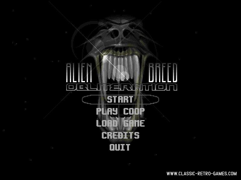 Alien Breed remake screenshot