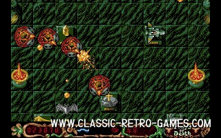 Wings of death original screenshot