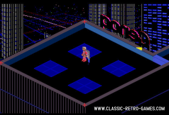 D/Generation original screenshot