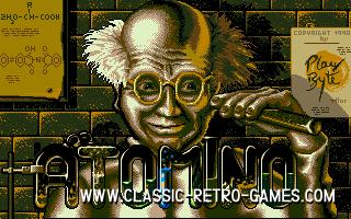 Atomino original screenshot