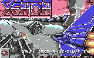 Xenon original screenshot
