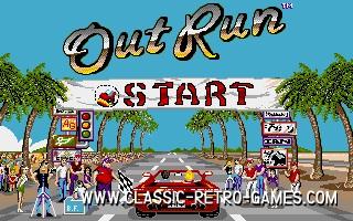 Out Run original screenshot