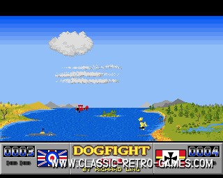 DogFight original screenshot