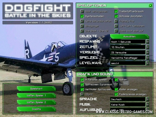 DogFight remake