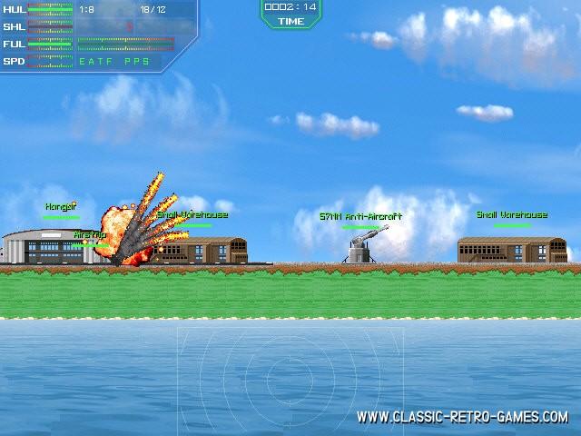 DogFight remake screenshot