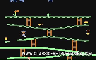 Miner 2049er original screenshot