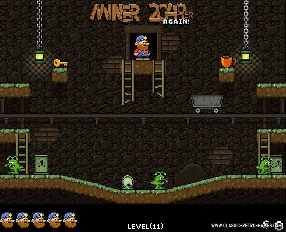 Miner 2049er remake
