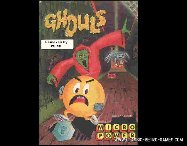 Ghouls remake screenshot