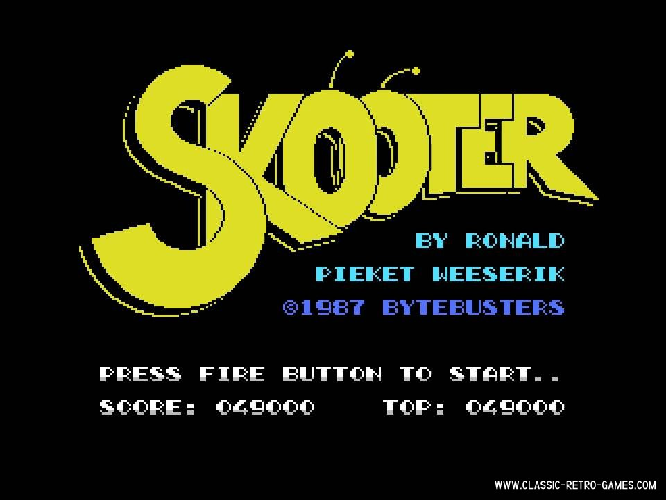 Skooter original screenshot