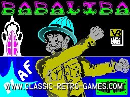 Babaliba original screenshot