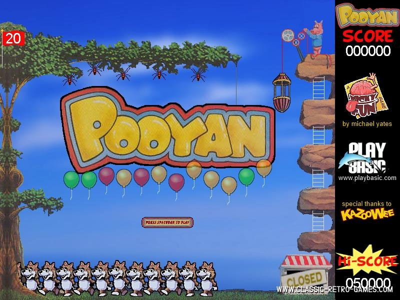 Pooyan remake screenshot