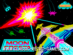 Moon Cresta original screenshot