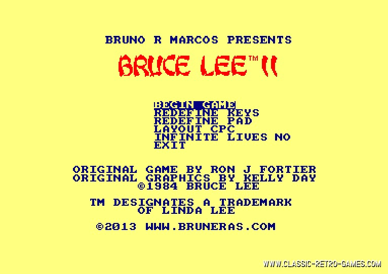 Bruce Lee II remake