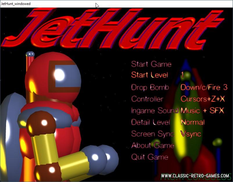 H.E.R.O. remake screenshot