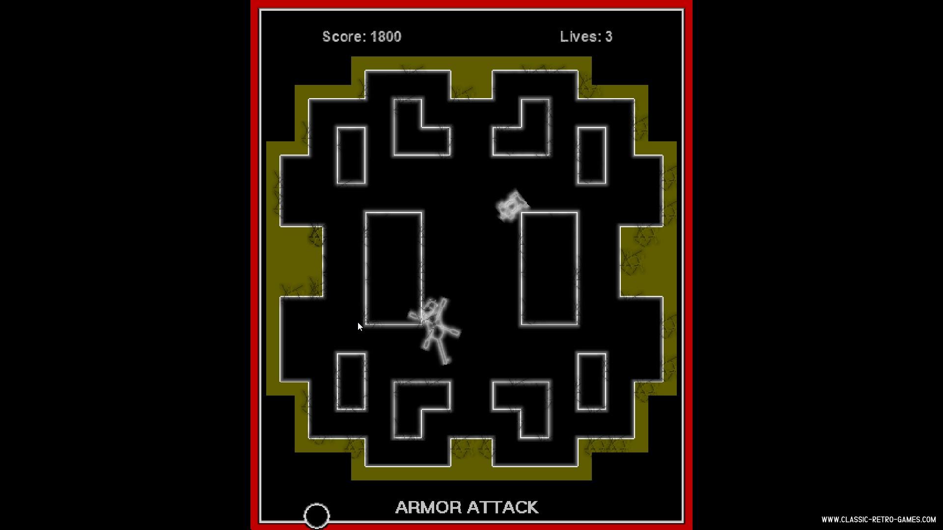 Armor Attack remake