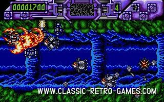Darius original screenshot