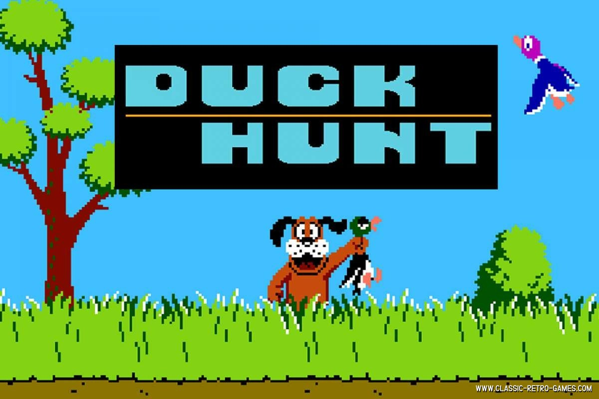 Duck Hunt original screenshot