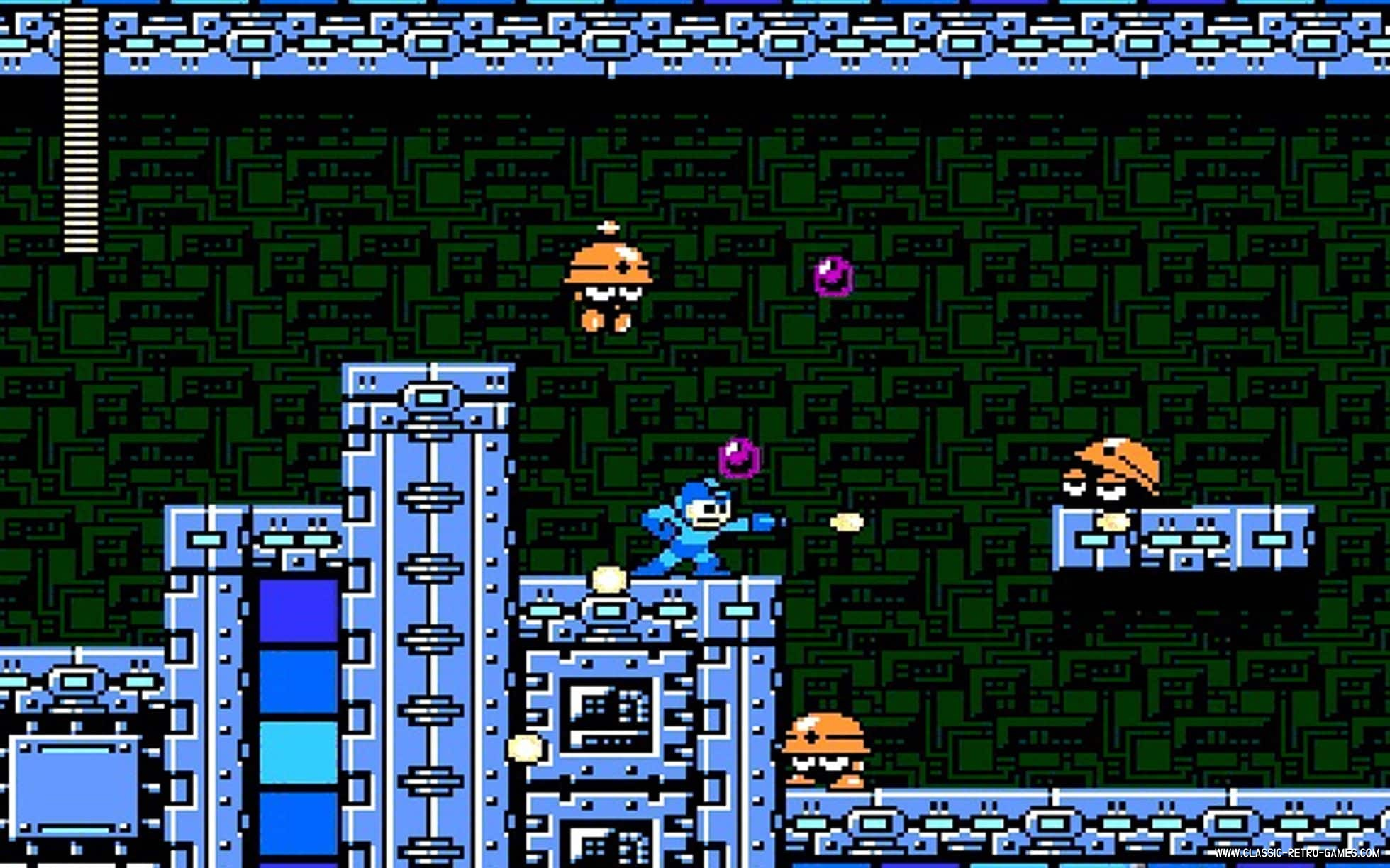 Mega Man original screenshot